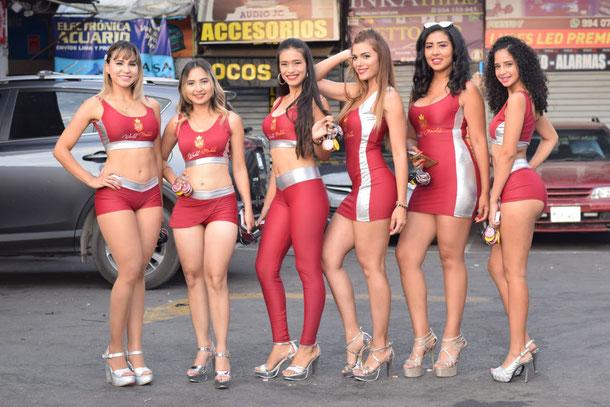Edecanes AAA Aguascalientes