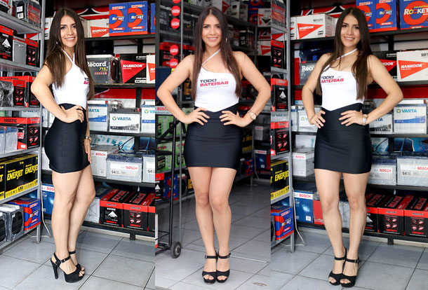 Edecanes AAA Veracruz