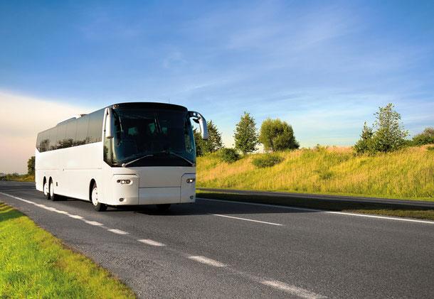 Transportes sobre el Camino de Santiago - Autobus