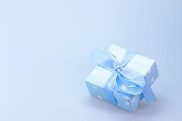 Geschenke mit Herz ...