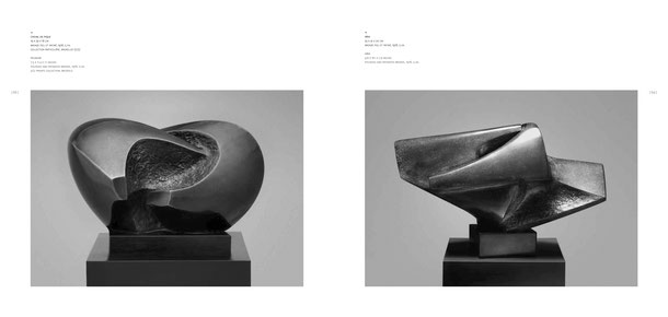 Jean-Pierre GHYSELS, sculpture cheval de pique 19 x 29 x 18 cm bronze poli et patiné, 1976, 5 ex. collection particulière, bruxelles (2/5) — Jean-Pierre GHYSELS, sculpture aria 25 x 41 x 20 cm bronze poli et patiné, 1976, 5 ex.