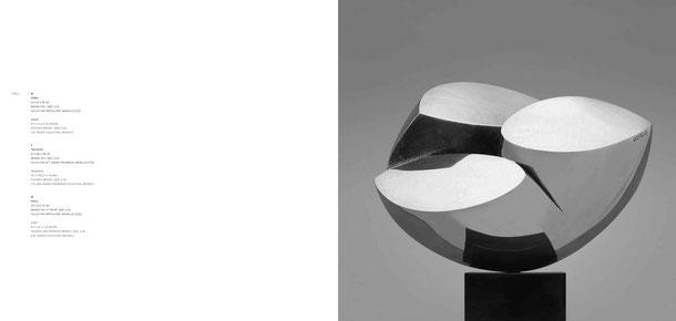 Jean-Pierre GHYSELS, sculpture tricastin 41 x 48 x 28 cm bronze poli, 1975, 3 ex. collection mme simone perlberger, bruxelles (1/3) — tricastin 16.1 x 18.9 x 11 inches polished bronze, 1975, 3 ed. 1/3: mrs simone perlberger collection, brussels
