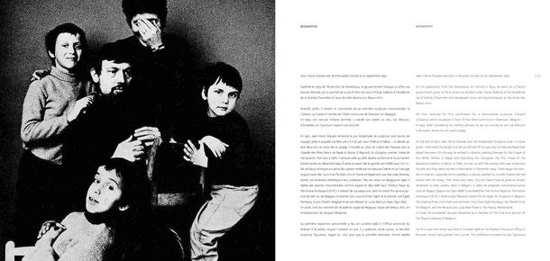 Portrait de la famille GHYSELS réalisé par Roger Wolfs —biographie de Jean-Pierre GHYSELS — Jean-Pierre GHYSELS Biography