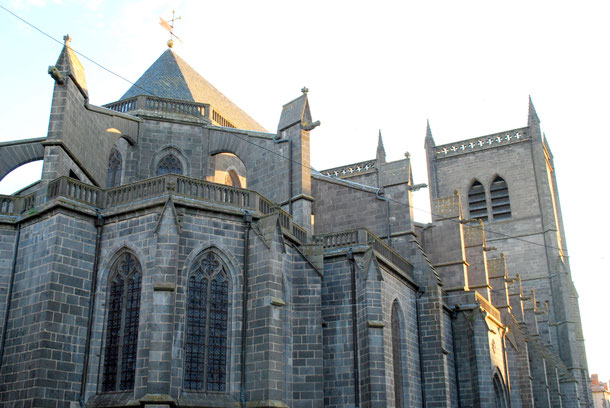 cathédrale saint flour
