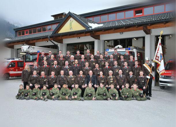 120 Jahr Feuerwehr Spital am Pyhrn     1895 bis 2015