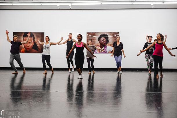 Karine Label Afro Dance Afrikanischer Tanz Vienna Wien