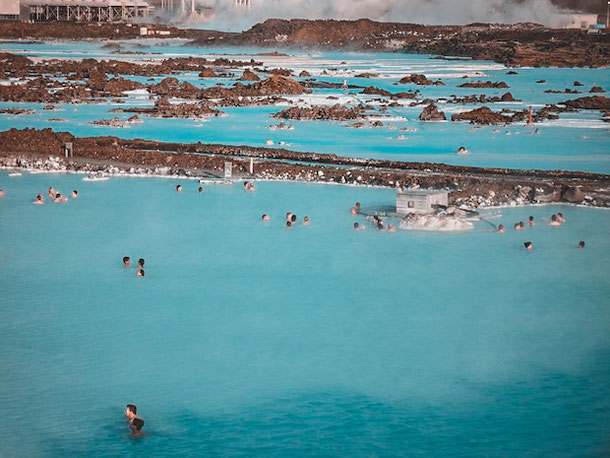 Secrets of the Blue Lagoon in Iceland