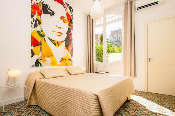 Retrome Barcelona - modernista and retro hotel