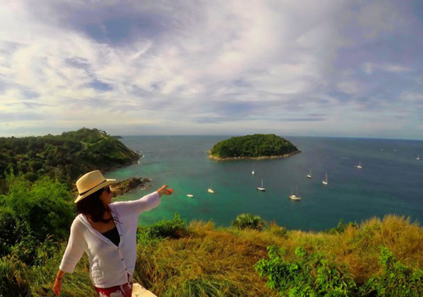 See Phuket island from the viewpoints: Alternative Travel Guide to Phuket