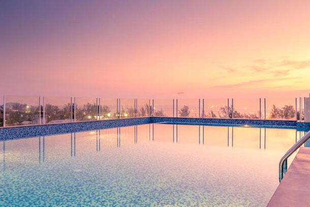 Chanalai Hotel -отель с панорамным бассейном на Пхукете