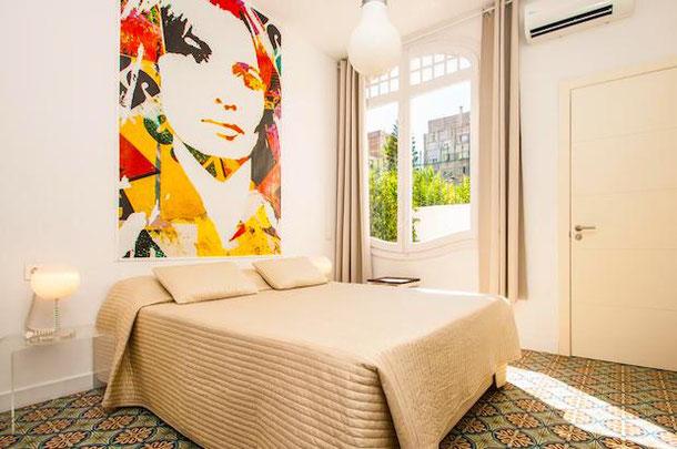 Retrome Barcelona - дизайнерский необычный отель в Барселоне