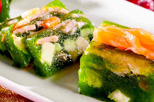 необычная польская кухня: рыбное желе