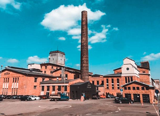 Фабрика Фарфора в Катовице - небанальная достопримечательность