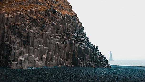 Вик - место силы в Исландии