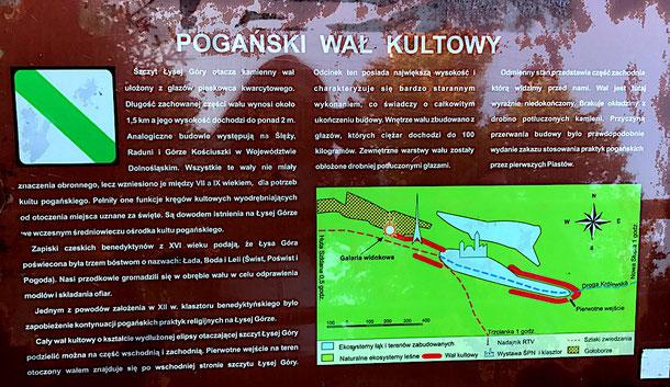 Лысая гора в Польше: место силы и святилище древних славян