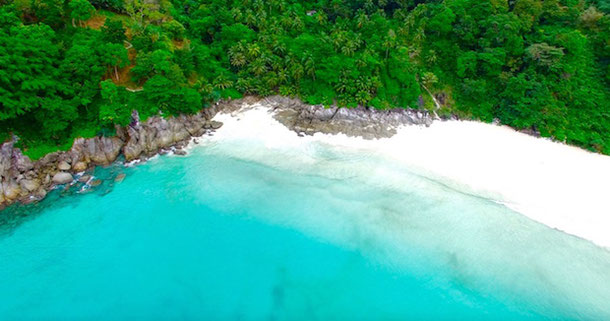 Пляж Свободы Freedom Beach Phuket