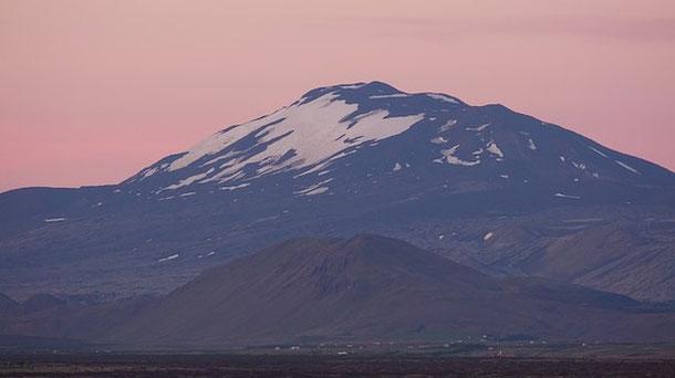 Вулкан Hekla
