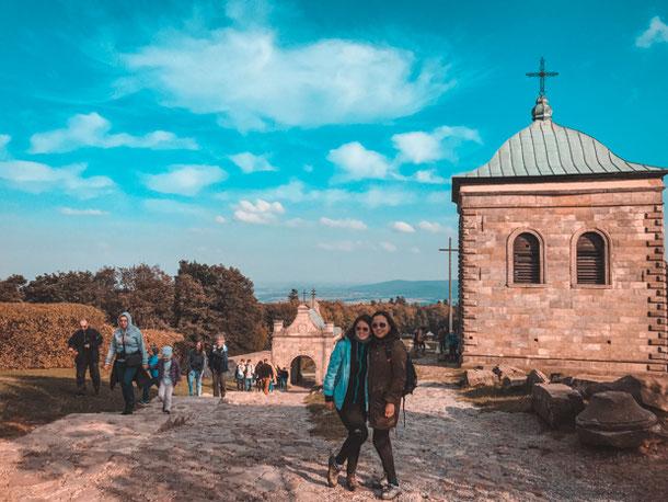 Монастырь Святой Крест на месте святилища Лысой горы