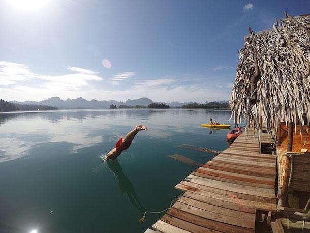 Chew Lan Lake Khao Lak