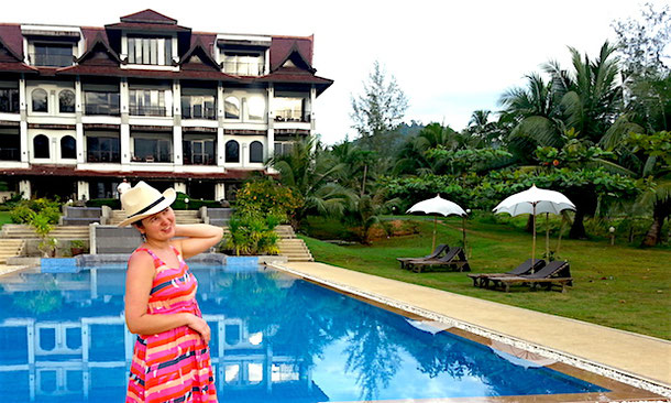There is a great selection of great hotels in Khao Lak