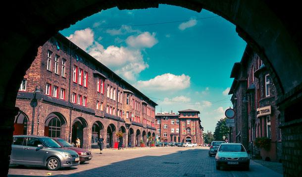 Nikiszowiec - небанальное и нетуристическое место в Польше