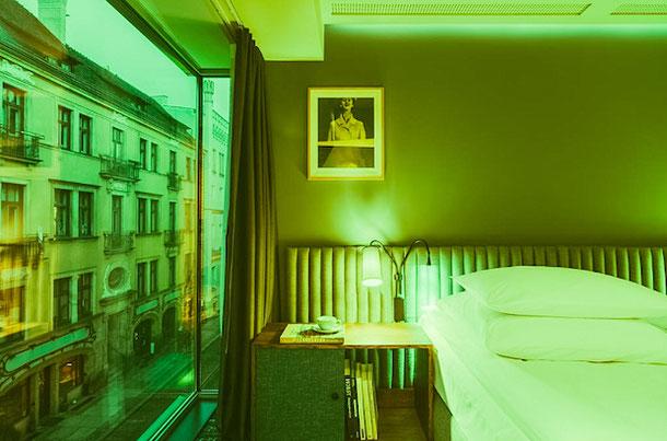 Puro hotel - необычный хипстерский отель во Вроцлаве, Польша