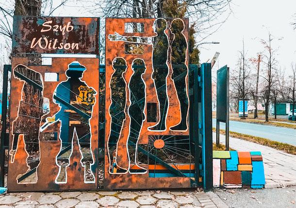 Galeria Szyb Wilson - the modern art gallery in Katowice, Poland