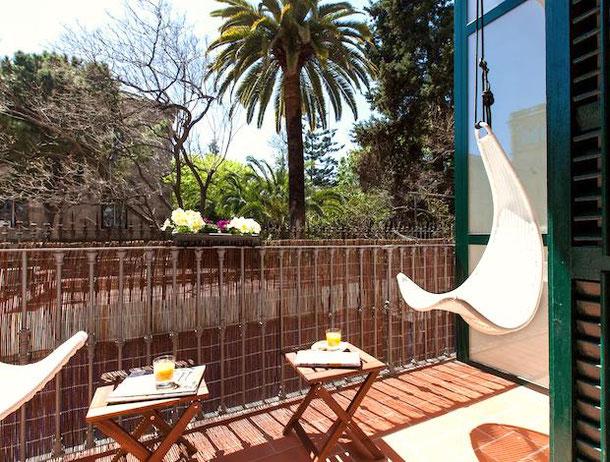 EcoZentric: концептуальный эко-отель в Барселоне