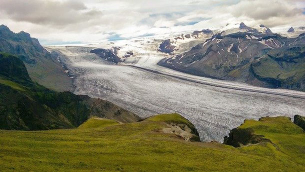Нетуристический маршрут по Исландии