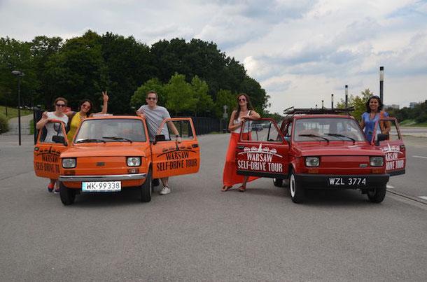Go on a Communist Tour in Warsaw