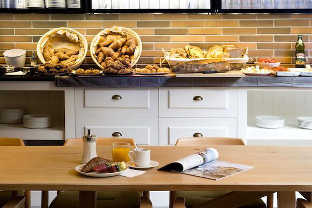 Barcelona Praktik Bakery Hotel: a Hotel in a Bakery or a Bakery in a Hotel?