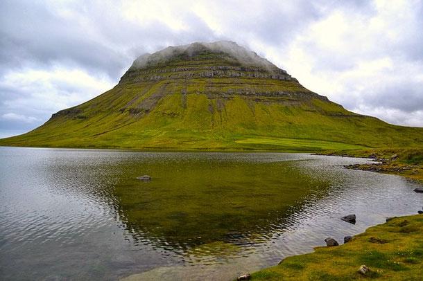 Восточные фьорды Исландии