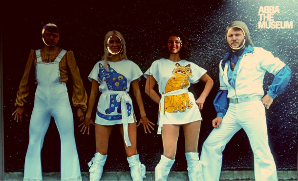 Unusual thing to do in Stockholm is to become the fifth ABBA