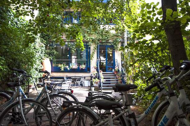 Solar Hotel in Paris