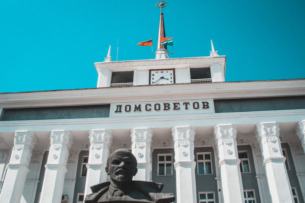 Transnistria - Pridnestrovie travel advice: how to get there from Odessa and Chisinau