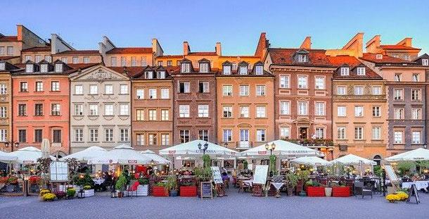 Путешествия по Польше