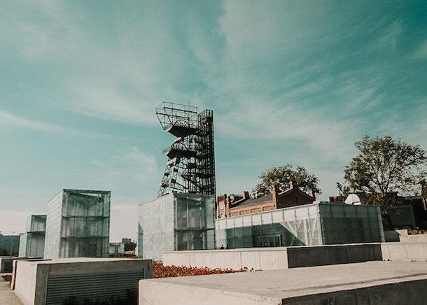 Катовице - небанальное место в Польше