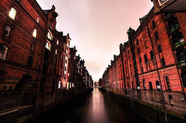 Industrial tourism in Hamburg