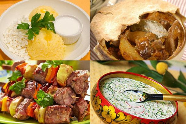 Food in Transnistria