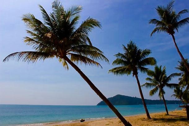 Райские пляжи Пхукета