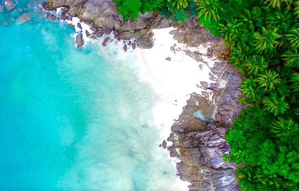 Секретный пляж на Пхукете