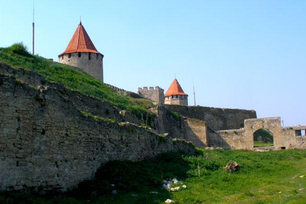 Bendery fortress in Transnistria. tour guide in Transnistria