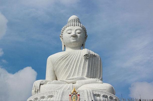 Большой Будда - святое место на Пхукете