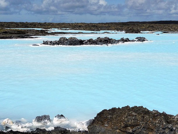 How to get to the Blue Lagoon from Reykjavik