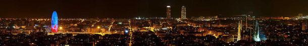 гид в Барселоне, Вечерние экскурсии в Барселоне,