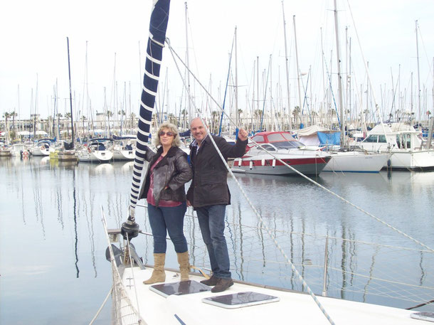Морские экскурсии, аренда яхты в Барселоне