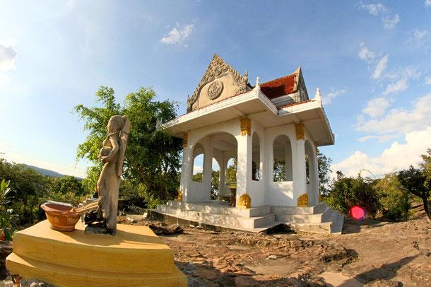 Pha Mor I-daeng Tempel