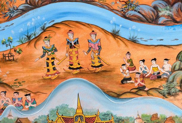 Lanna-Periode in Thailand