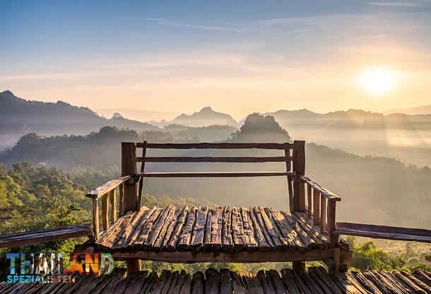Baan Jabo in Mae Hong Son Trekkingtour