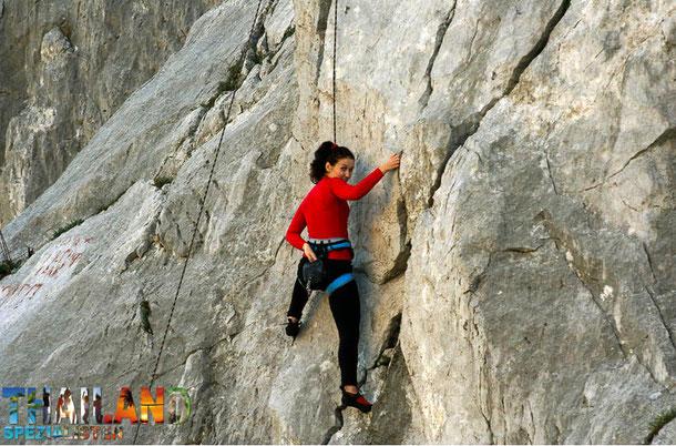 Klettern Krabi